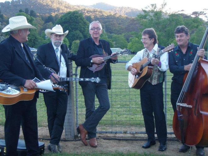 old south bluegrass band
