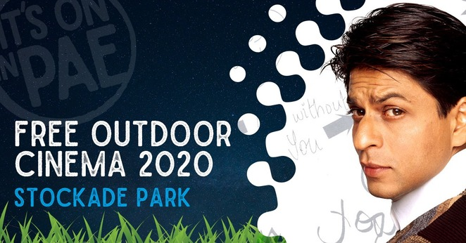 outdoor cinema 2020, main hoon na, free community event, fun things to do, city of port adelaide enfield, stockade botanical park, community event, fun things to do, family fun, indian action drama film, foreign film, sub titled film, movie buffs, food trucks, picnic, live entertainment, chup cup ke, klemzig reserve, the lion king disney remake