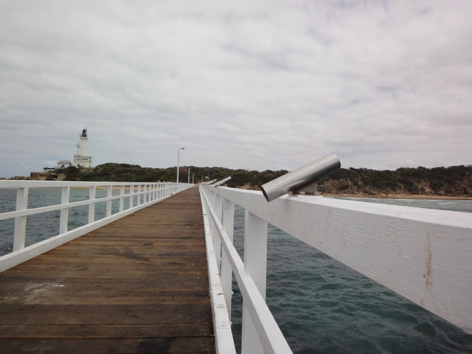 Point Lonsdale Pier, Point Lonsdale Lighthouse