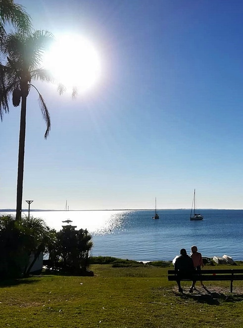 port stephens, nelson bay, free things to do, kids, children, seniors, events, water, water views, beaches, bays, palm trees, NSW, holidays,