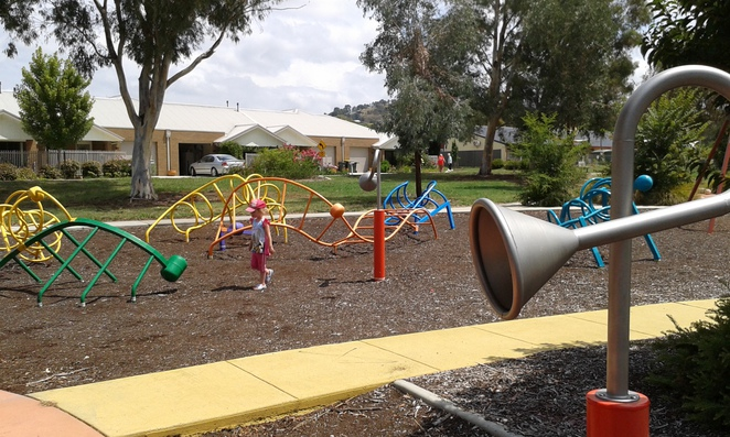 rivett community park, weston creek, rivett, best playgrounds in weston creek, weston, canberra, ACT, parks, playgrounds,