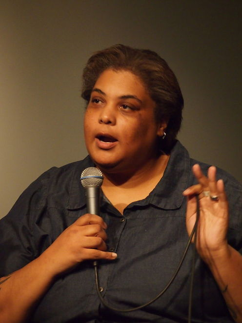 Roxane Gay, authors born in October, writers born in October