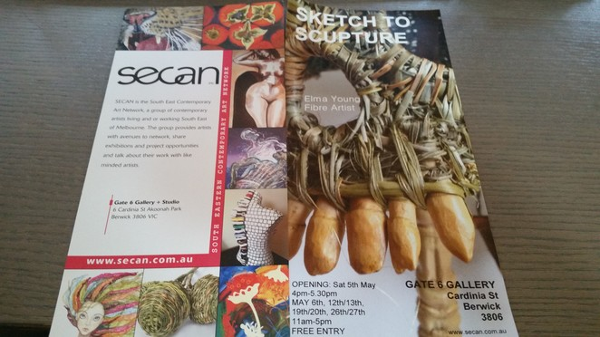 SECAN and next Exhibition