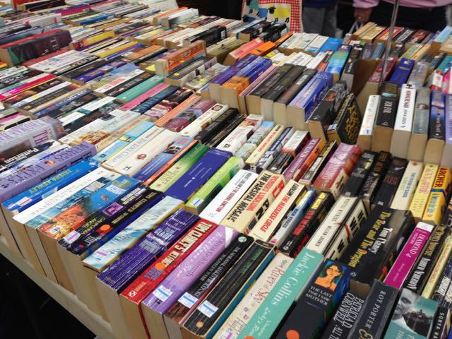 St Peter's Book Sale and Fair