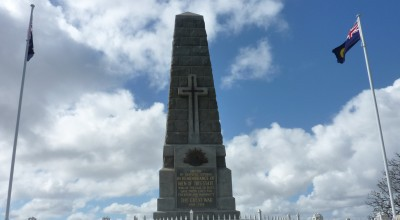 State War Memorial, Kings Park