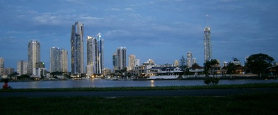 Sunset cruise, ghost tours, Surfers Paradise