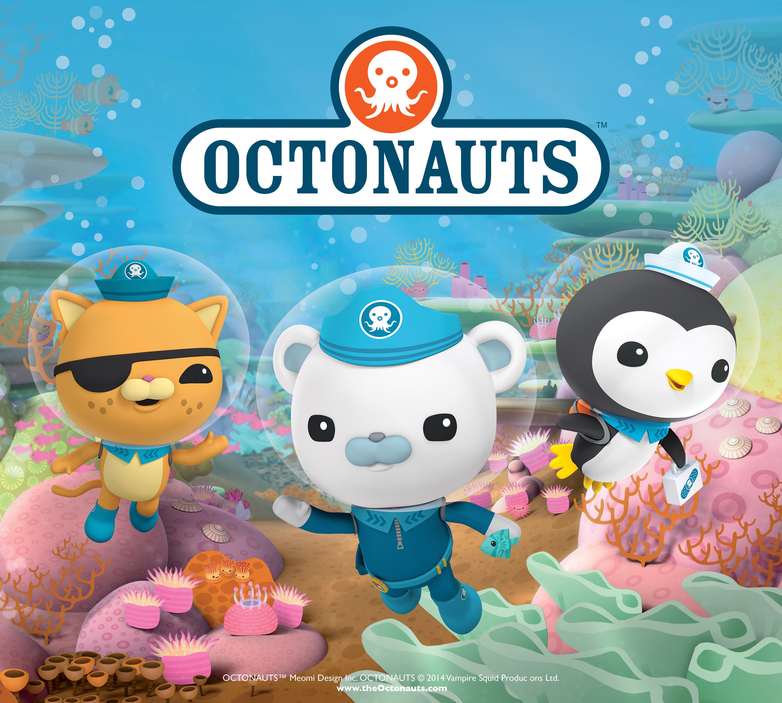 Meet the Octonauts at SEA LIFE Melbourne Aquarium - Melbourne