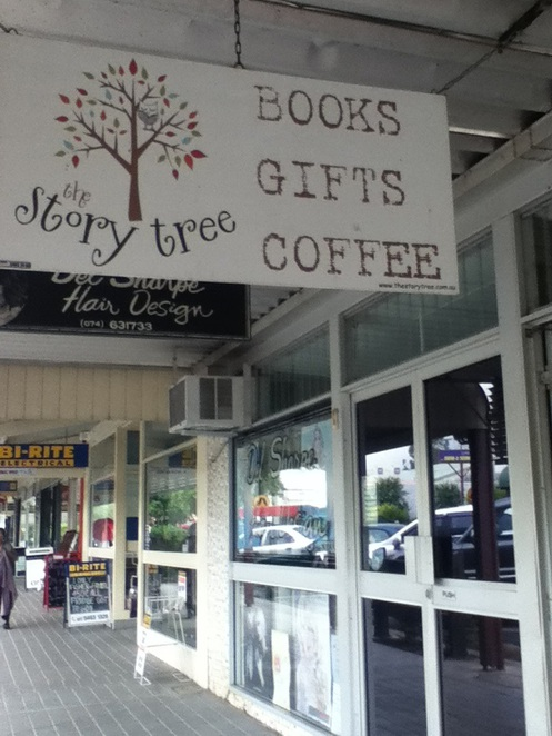 the story tree, cafe, Boonah