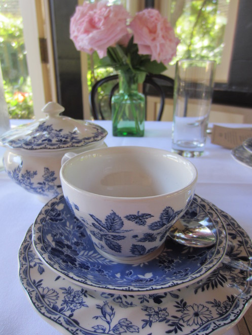 Vaucluse House Tea Room High Tea