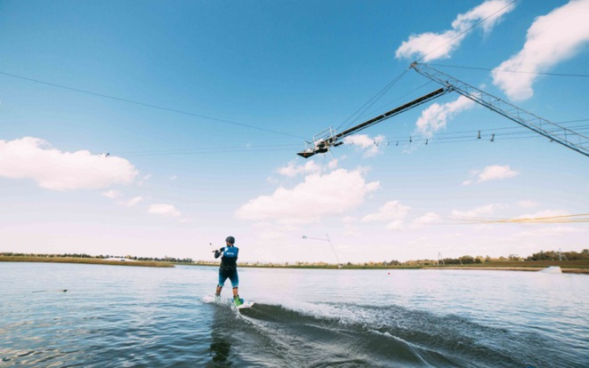 Wakeboarding, summer, perth, water, fun, Perth Wake Park