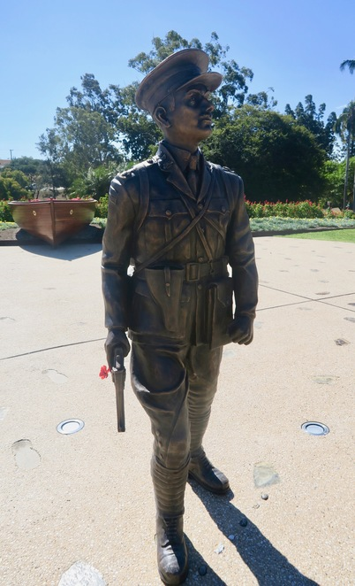 Walk With the Anzacs - New Gallipoli to Armistice Memorial Maryborough