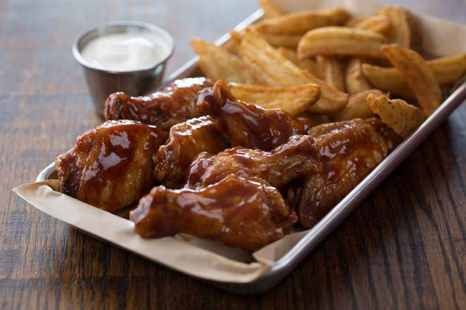 Wing Zone, Buffalo Wings, Bugis , Bugis MRT, chicken wings