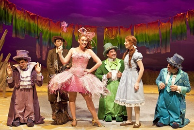 Wizard of Oz stage play