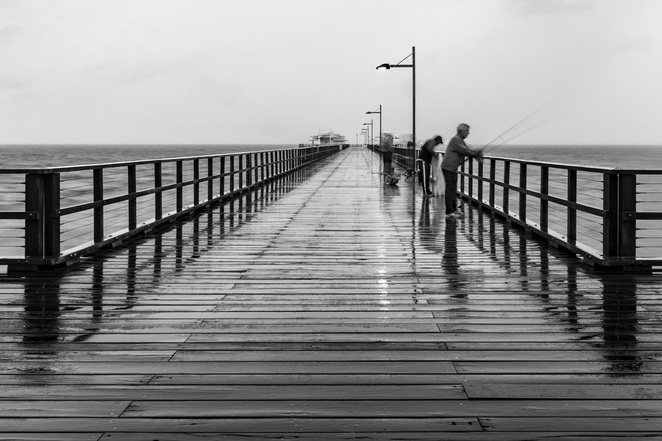 Woody_Point jetty, Redcliffe, pier