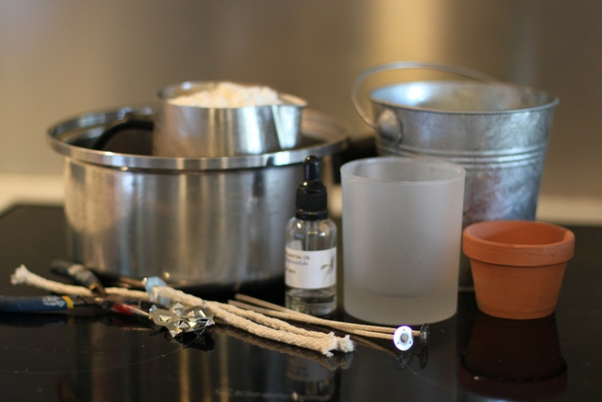 All Australian Candle Making Supplies and Kits