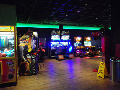 arcade kingpin bowling norwood