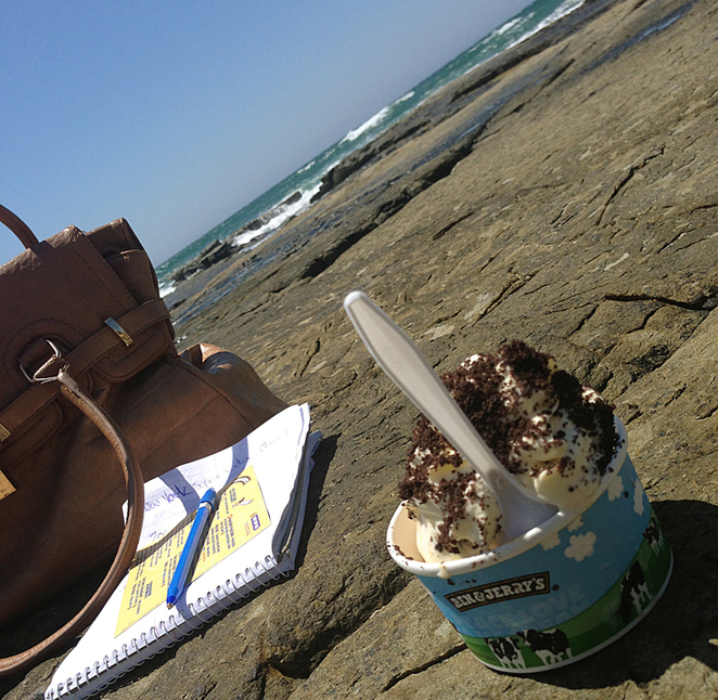 Ben & Jerry's, Mooloolaba, ice-cream, sweet treats, must see, by the sea