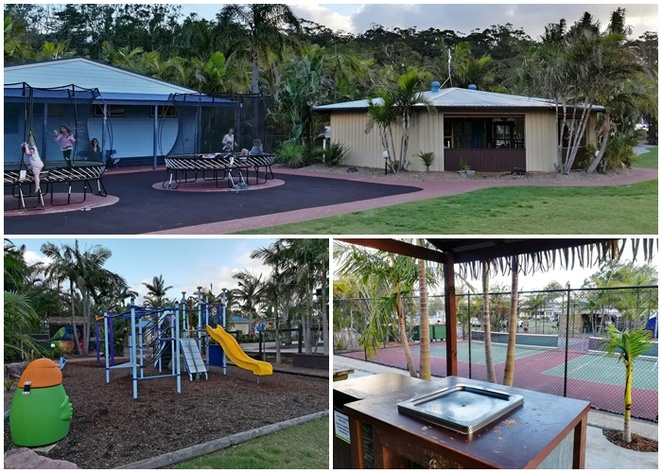 big 4, soldiers point, NSW, port stephens, nelson bay, opposite bannisters, next to soldiers point bowling club, family friendly, kids activities, trampolines, playground, swimming pool, 2 bedroom cabins,