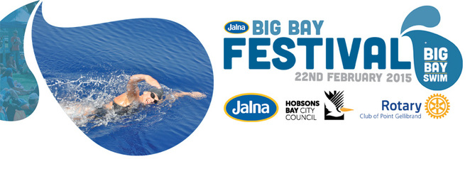 big bay swim, big bay festival, port phillip bay, williamstown, market stalls, entertainment, face painting, biggest bay in the southern hemisphere