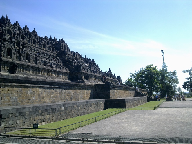 Borobudur, Indonesia, temple, holiday