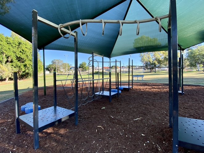 As fantastic as Bradbury Park's new upgrades are, more still are on the way!