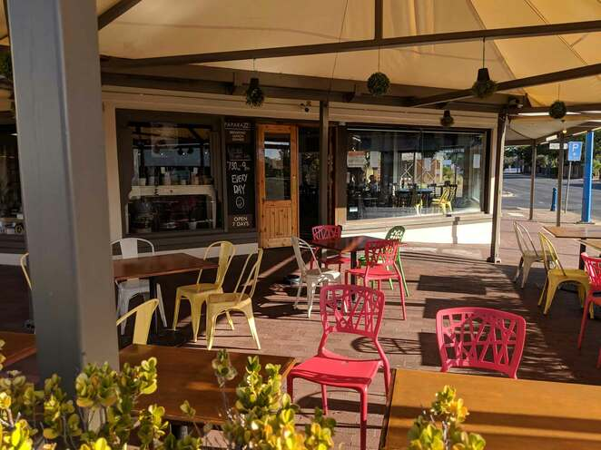 Cafe Paparazzi, restaurant, Malvern, Unley Road, pizza, pasta, coffee, food, wine