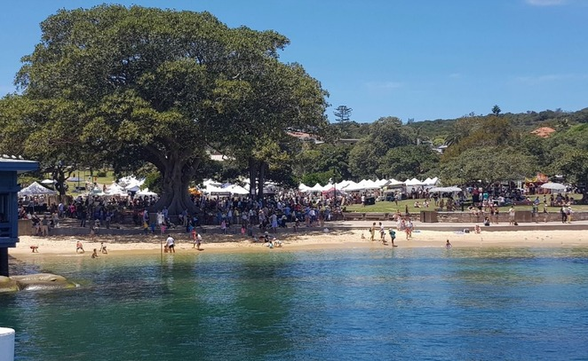 cambridge christmas markets, watsons bay markets, eastern suburbs markets