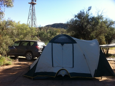 Wywhyana bush camping area