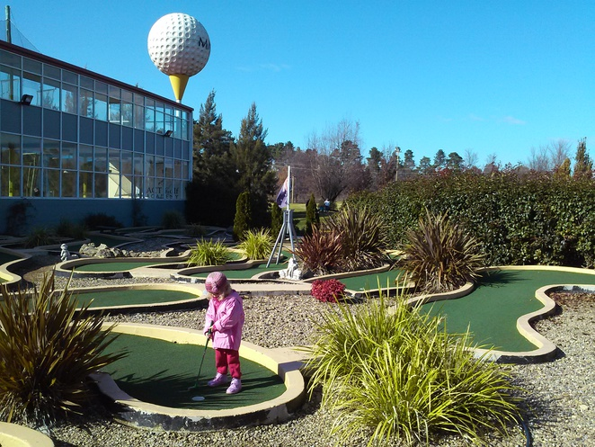 Canberra International Golf Centre Mini Golf Putt Putt