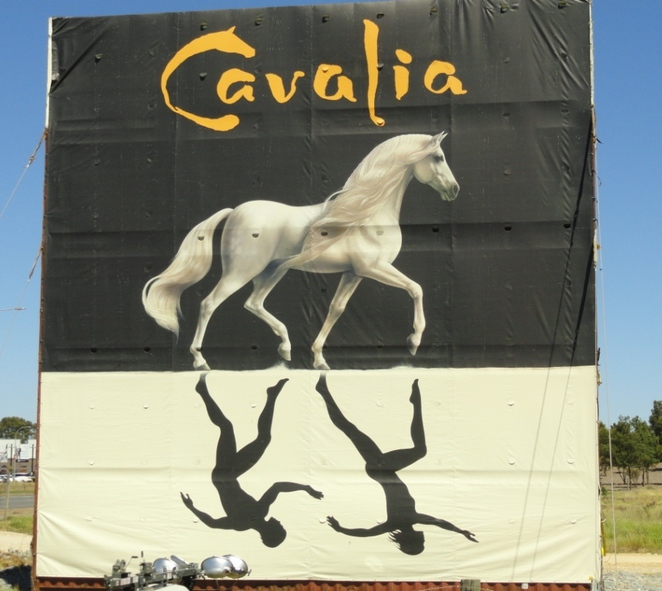 Cavalia magical encounter between Human and Horse Odysseo equestrian performing arts cutting-edge technology multimedia special effects Cirque Du Soleil trick riding vaulting dressage unbridled displays horse riders aerialists acrobats dancers Montreal Quebec Normand Latourelle