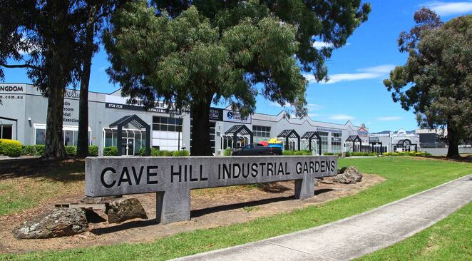 Cave Hill Industrial Gardens.