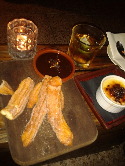 churros, dessert, restaurant