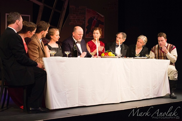 Collaborators at The Stirling Community Theatre: Review