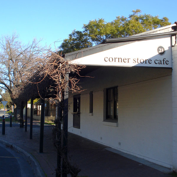 Corner store cafe, dulwich, cafe, brunch, lunch, coffee, adelaide, east, corner store