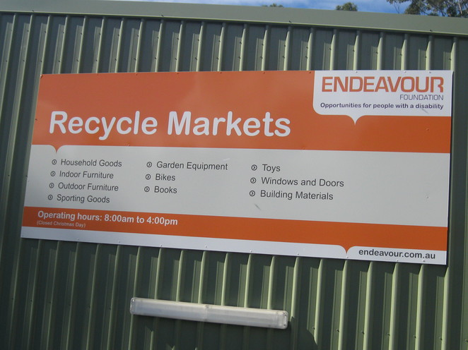 council, recycle, market, sunshine coast, recovery centre