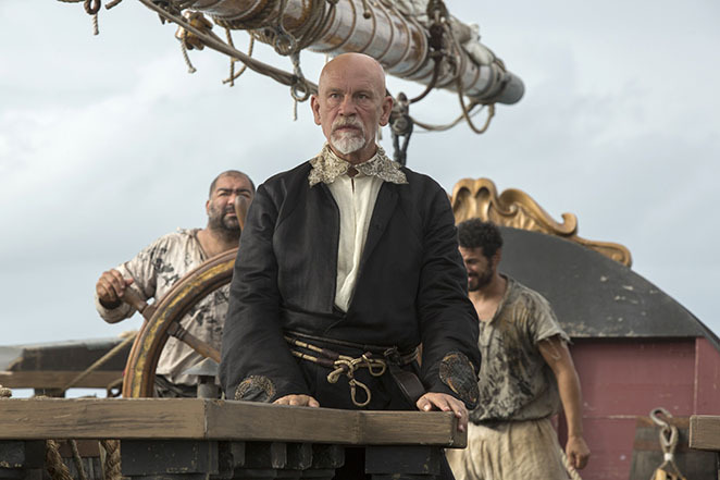 Crossbones, Review, Preview, TV Series, Pirates