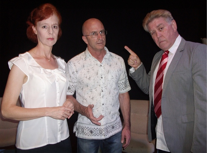 Limelight Theatre stage performance acting play thriller Deadly Relations Wanneroo Joondalup