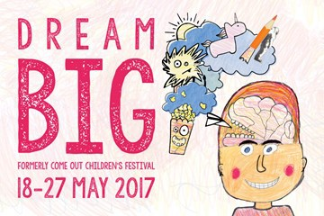 dreambig festival, big family weekend, kids workshops, fun things for children, family events adelaide, adelaide things to do with kids, dream big childrens festival, fun for kids