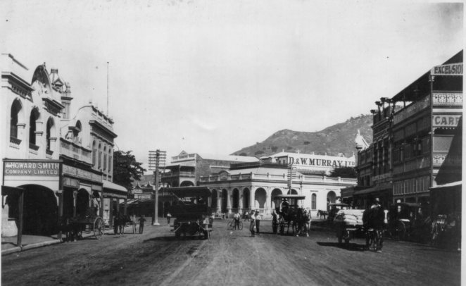 Early Townsville