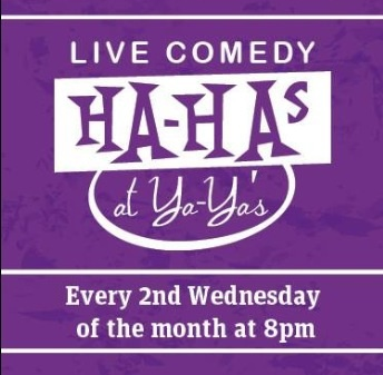 Every second Wednesday of the month.