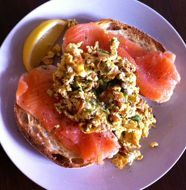 Experience Cafe Hutt Street breakfast brunch coffee venue playgroup children's play area child friendly volunteer work experience migrants refugees fairtrade organic not for profit local produce Uniting Church CitySoul Adelaide smoked salmon scrambled eggs