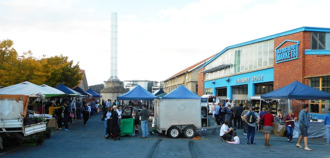 farmers and foodies market, kingston, friday night, old bus depot, farmers market, markets, ACT, canberra,
