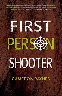 First Person Shooter by Cameron Raynes: Book Review