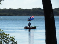 Fisherman, Maroochy River