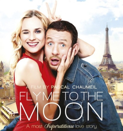 Fly Me to the Moon, film, movie, Diane Kruger, Dany Boon, French