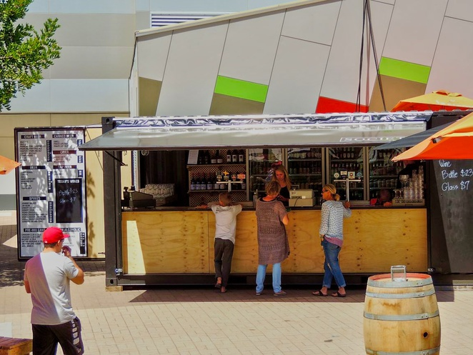food truck movement, food truck hub, food trucks, street food, food and wine, adelaide showgrounds, south australian, in adelaide, goodwood road, licensed bar