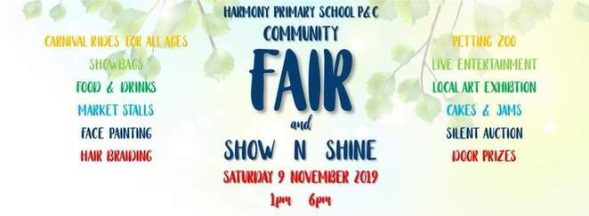 Harmony Primary Community Fair