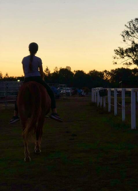 Strengthening wellbeing at Horses in Mind