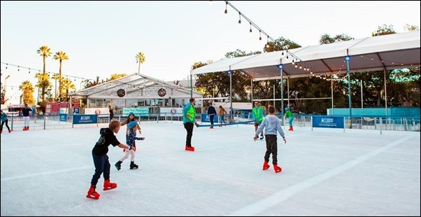 ice,skating,in,the,open