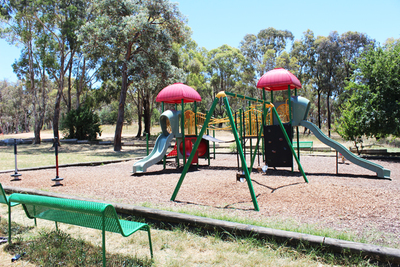 canberra mosque, playground, crown prince of abu dhabi
